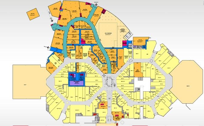 Nordstroms Location In Torontos Sherway on Nordstrom Store Floor Plan