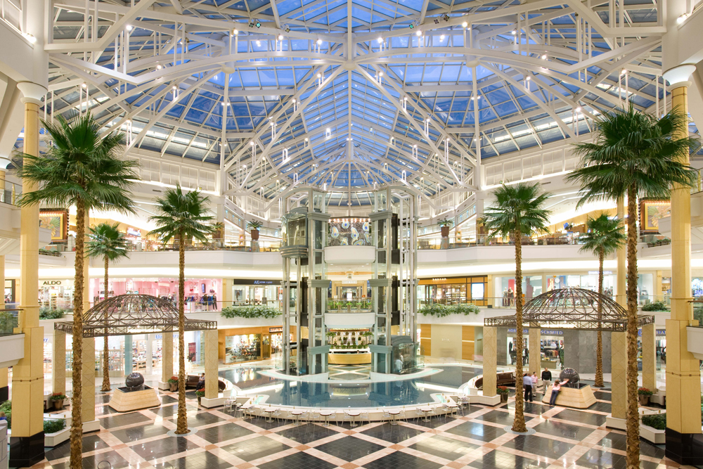North America S Most Productive Shopping Centres In 2013