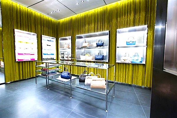 103cfc66c5a Miu Miu s 2nd Canadian boutique opens at Yorkdale s Holt Renfrew