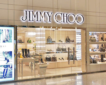 jimmy choo shoe stores