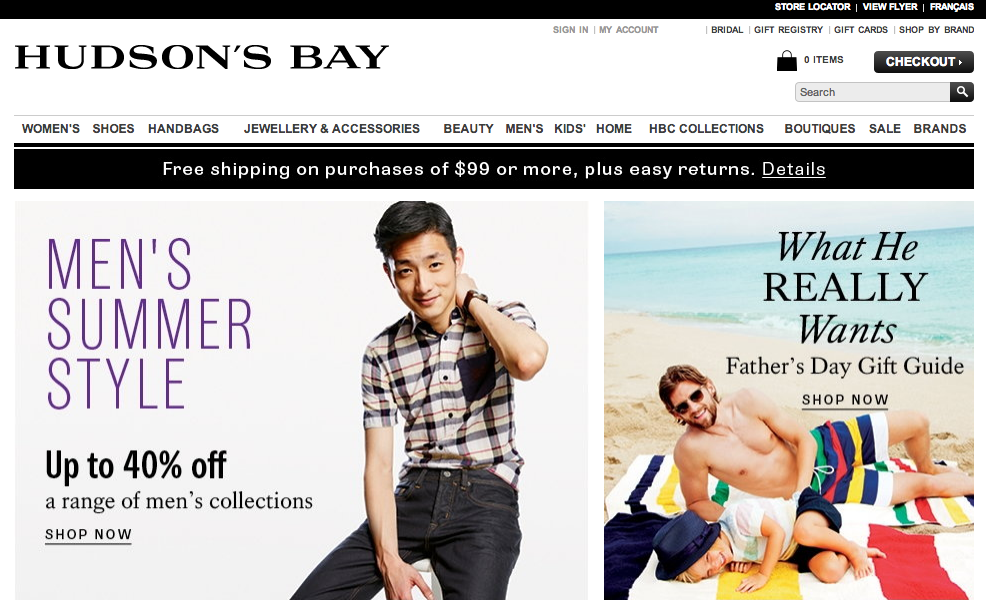 Hudson's Bay website retail insider.png