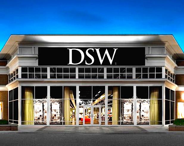 Photo: DSW Designer Shoe Warehouse.