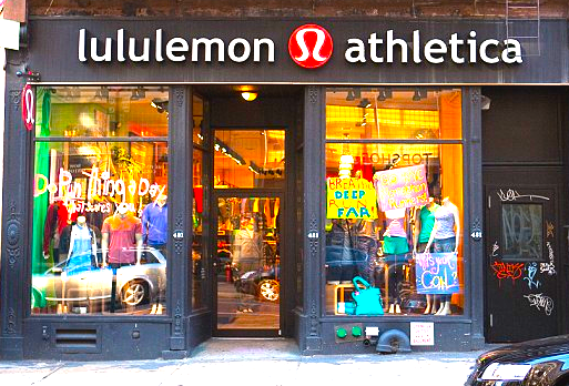 Photo: Lululemon