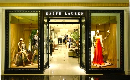 Ralplh Lauren's profit margins of 10.42% are no match for Lululemon. Ralph Lauren's overall sales are considerably higher, however, at almost US $7.5 billion annually. Photo: http://red-luxury.com