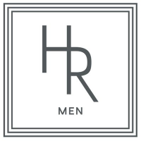 For its new men's store, Holt Renfrew's 'HR' logo is contained in a square