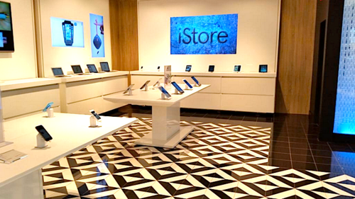 Photo: iStore