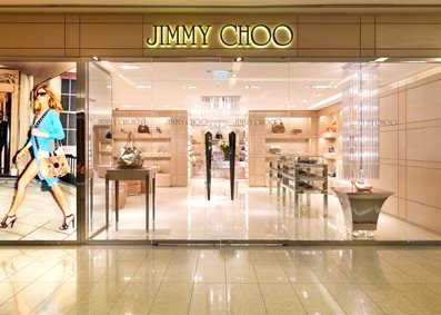 Jimmy Choo Opens 1st Canadian Store