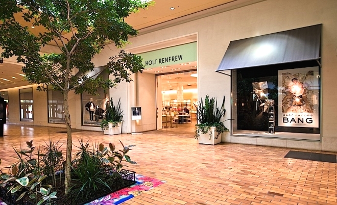 Holt Renfrew's Quebec City store will close in January of 2015. Photo: Place Ste-Foy