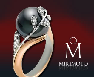 Japanese cultured pearl jewellery brand Mikimoto will be carried at Calgary's Nordstrom. Photo: Mikimoto