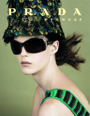 Prada sunglasses will be carried at Nordstrom. Photo: Prada