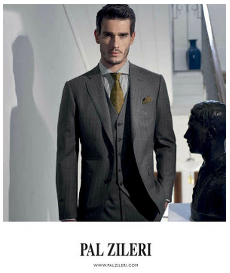 Nordstrom will carry luxury Italian suit brand Pal Zileri, as well as pricey lines Canali, Hugo Boss and John Varvatos. Photo: Pal Zileri