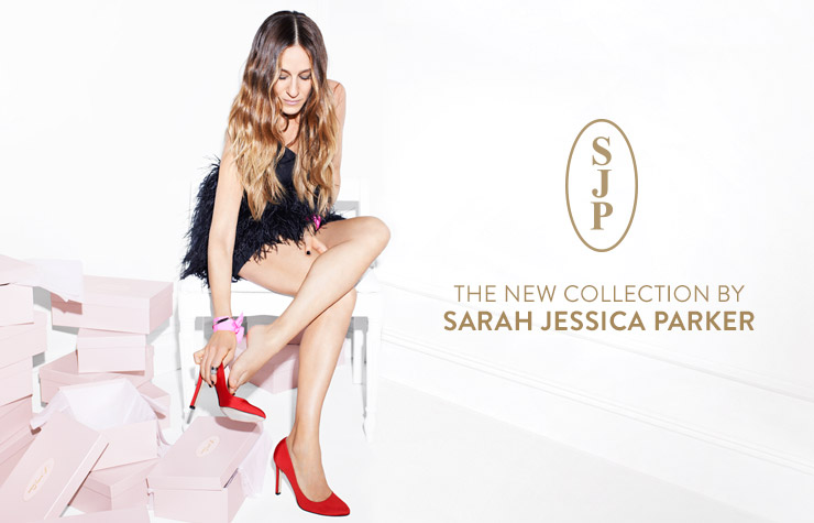 Nordstrom is the only store in Canada and the United States to carry SJP Collection by Sara Jessica Parker women's footwear. Photo: Nordstrom