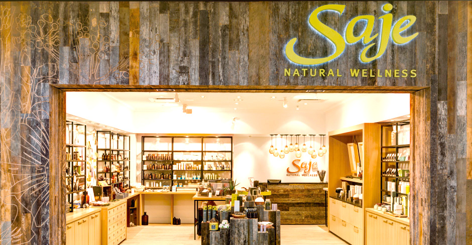 Photo: Saje Natural Wellness