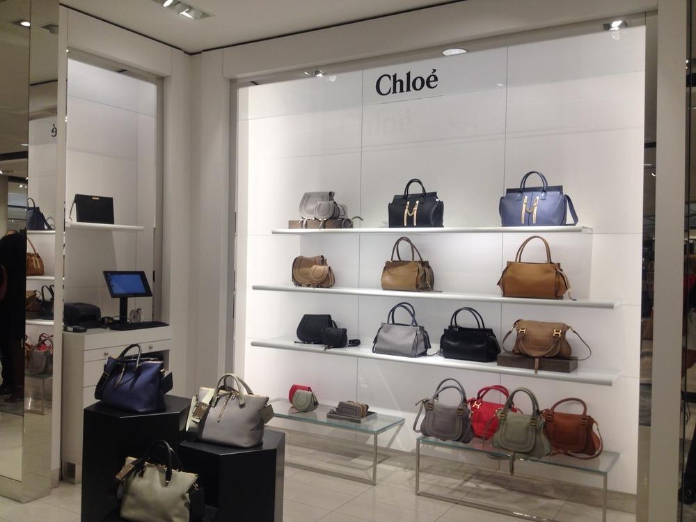 Chloé handbag shop