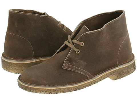 The popular Clarks Desert Book. Photo: www.zappos.com