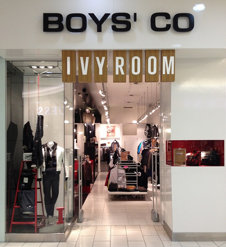 IVY ROOM, Metropolis at Metrotown. Photo: Boys'Co.