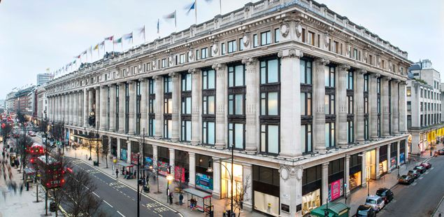 Eataly will open in London's iconic Selfridges store in September of 2016. Photo: www.globalblue.com