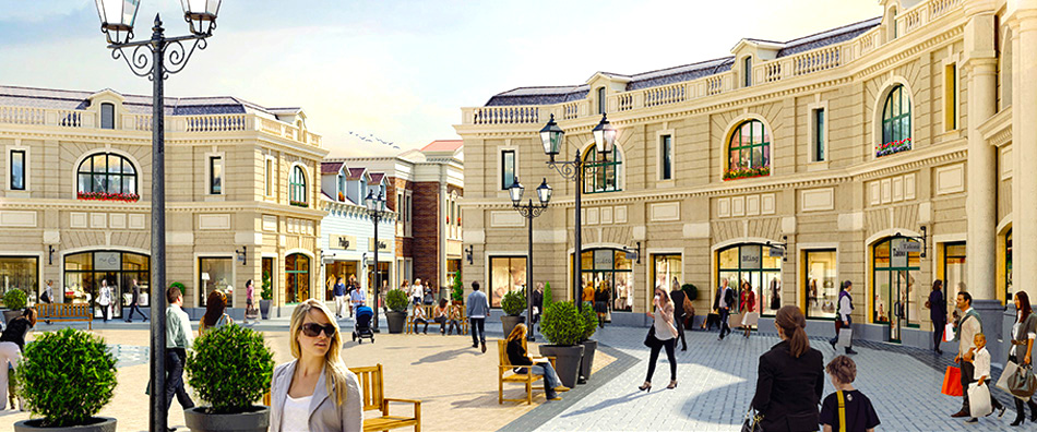 Photo: McArthurGlen Designer Outlets.
