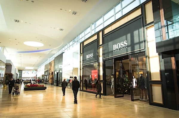Toronto's Yorkdale Shopping Centre continues to add luxury brands to its impressive roster. Photo: Oxford Properties.