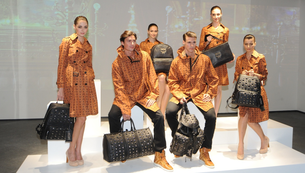 MCM is now expanding into ready-to-wear. Photo: www.my-lifestyle-news.com