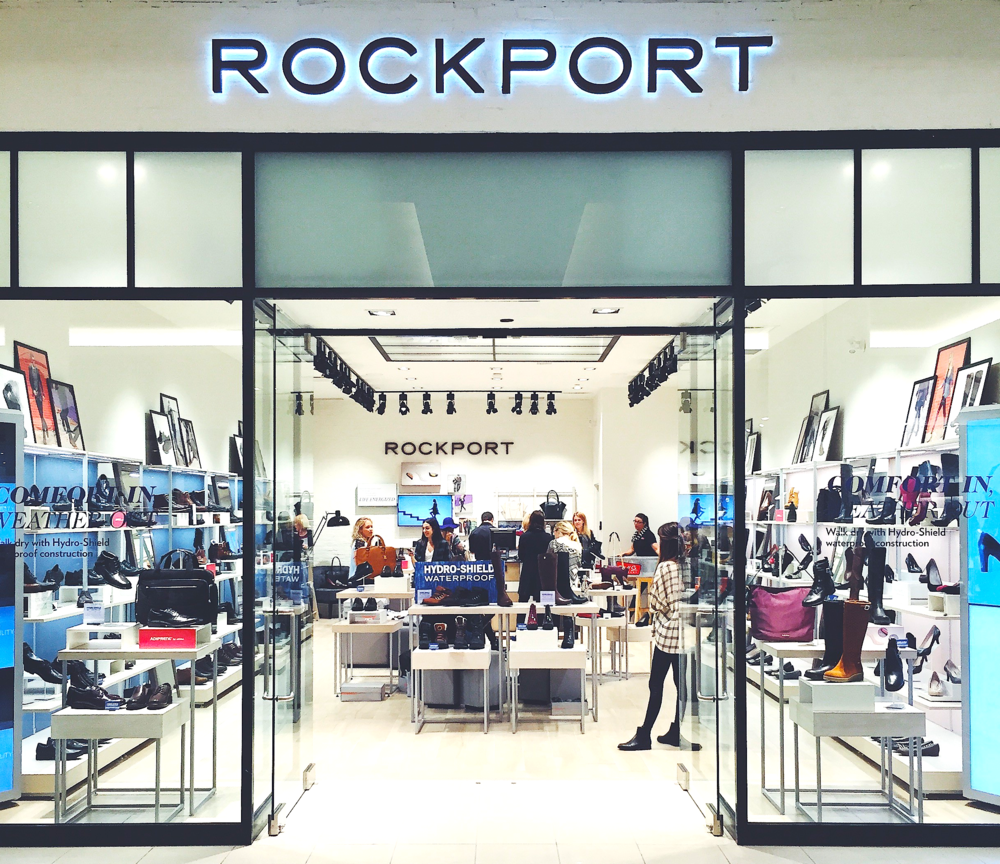 Rockport Shoe Stores Locations