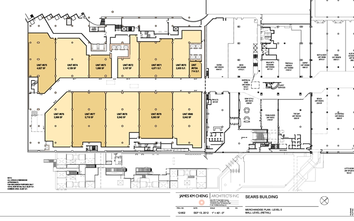 Lease plan: Cadillac Fairview