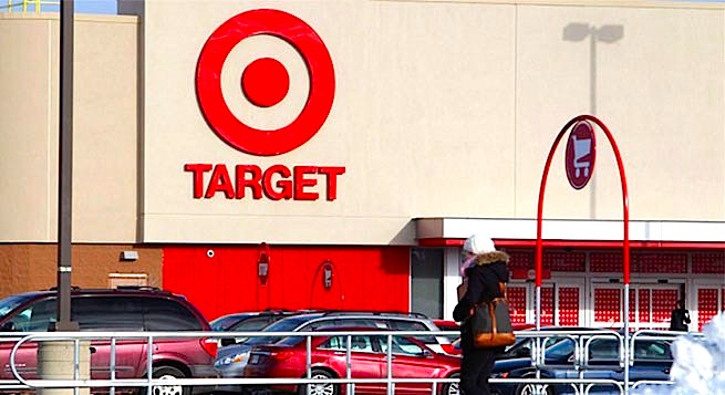 Photo: Target Canada
