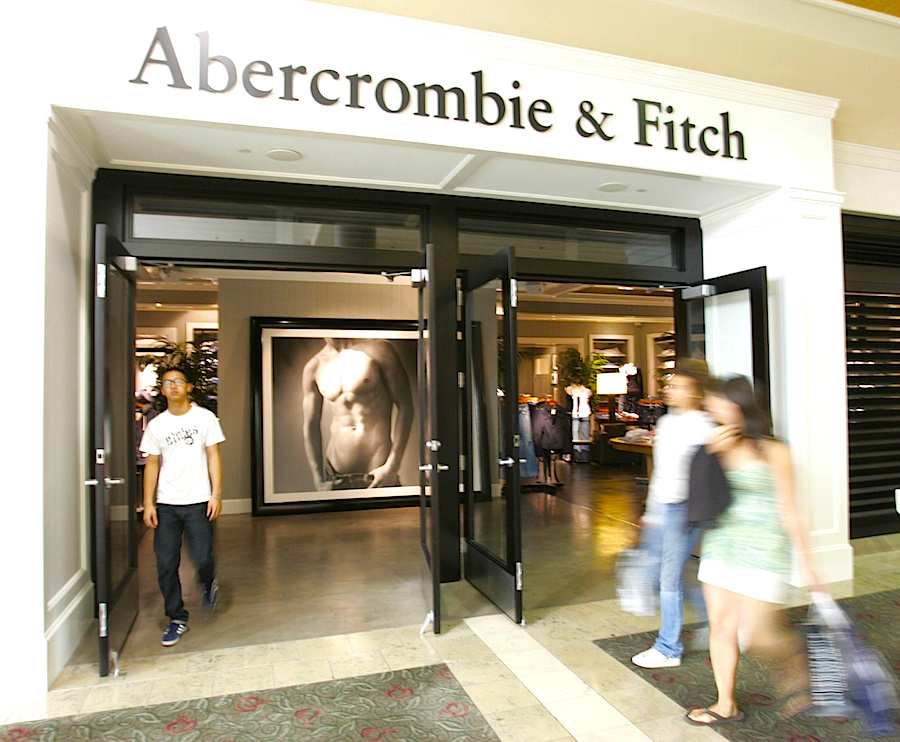Abercrombie & Fitch to Open 1st Vancouver Location