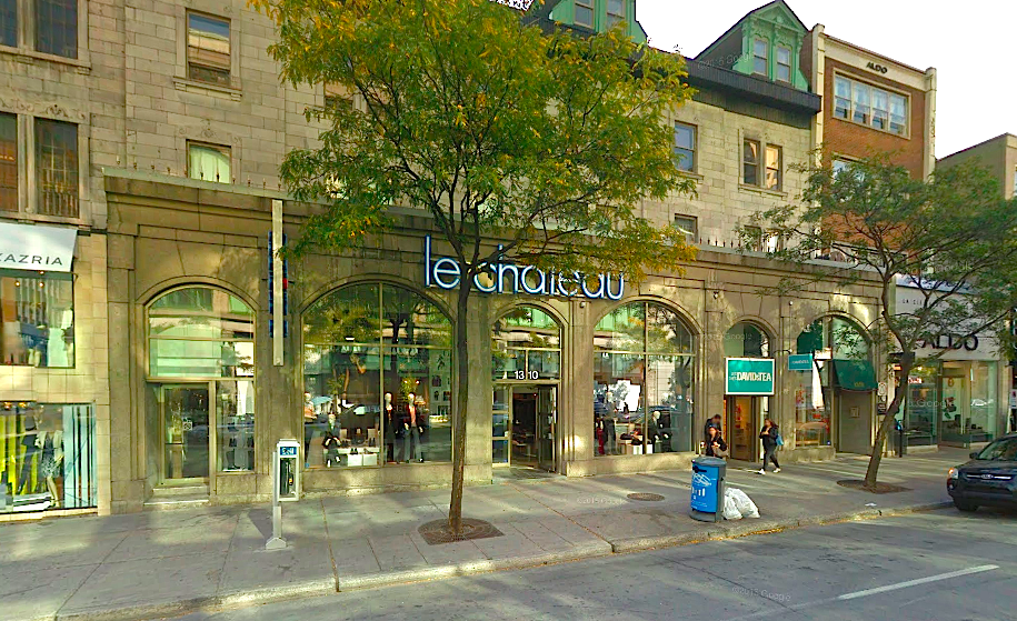 1310 Rue Ste-Catherine Ouest, Montreal