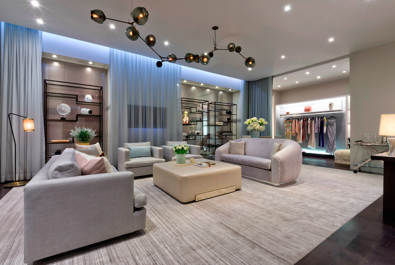 The 'Apartment' at Holt Renfrew, Yorkdale. Photo: Janson Goldstein