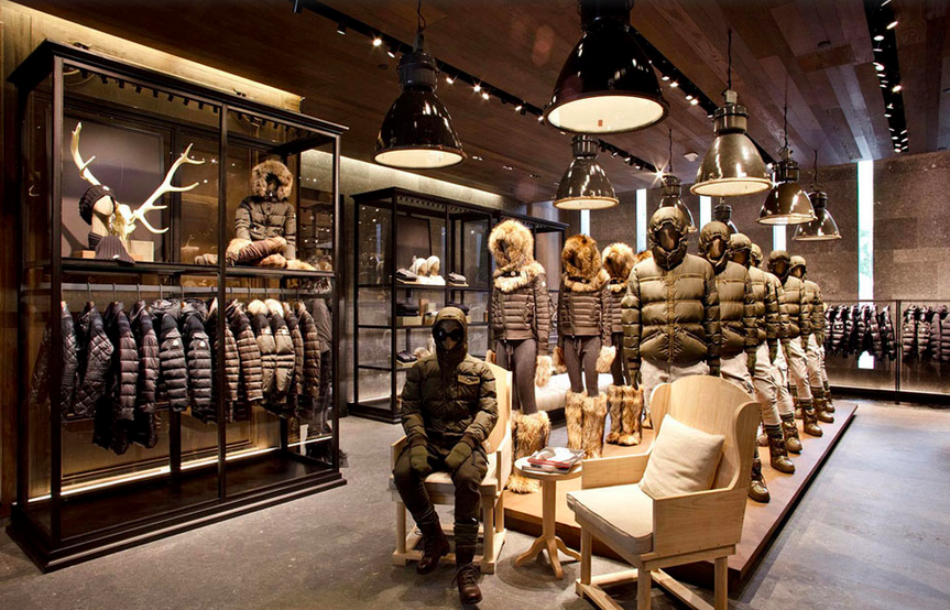 moncler yorkdale