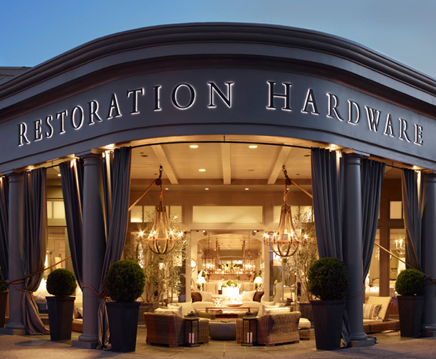 Photo: Restoration Hardware