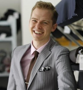 Kyle Vucko. Photo: Indochino