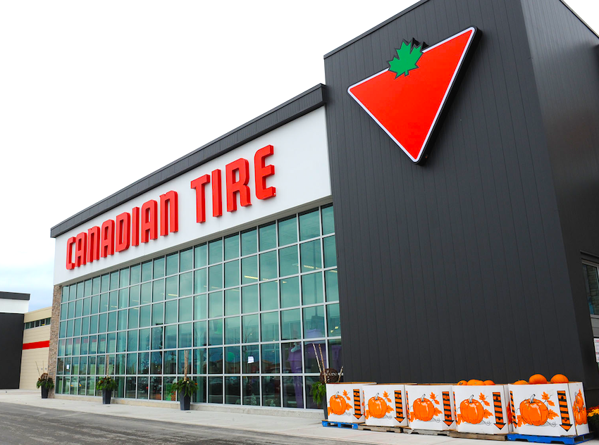 Photo: Canadian Tire