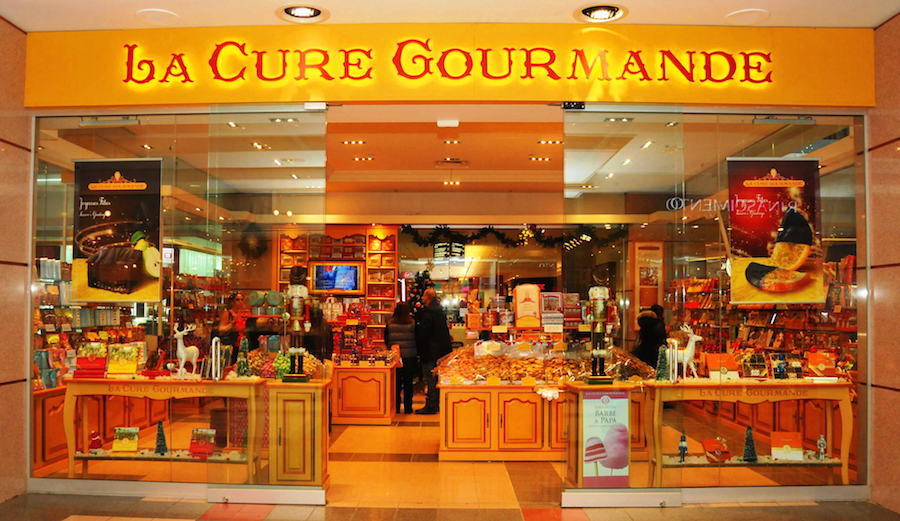 Montreal store. Photo: La Cure Gourmande