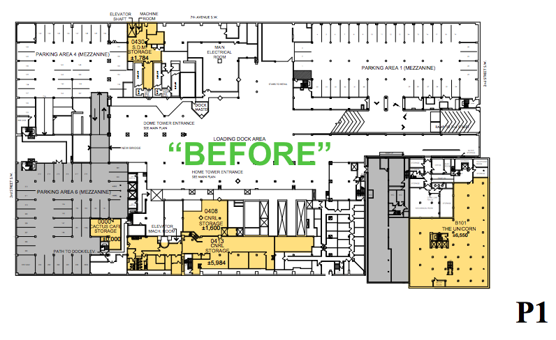 Level Upu Basement Plans Above Features About Square Feet Of Retail Space  For Simons Within The Lancaster Building Including Some Adjacent With Plan  Maison ...