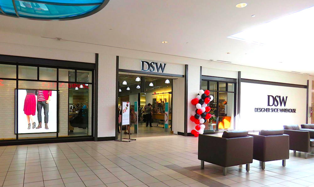 Sherwood Park Mall store. Photo: Christa Patterson