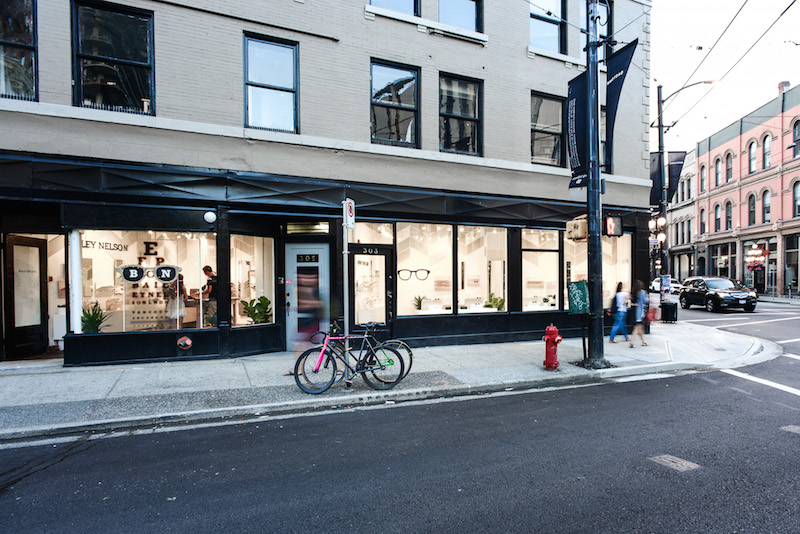 Gastown store. Photo: Bailey Nelson