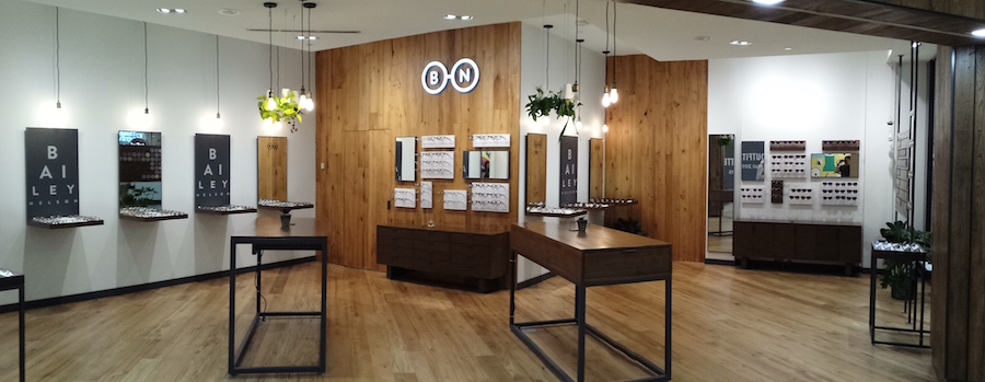 Square One store. Photo: Bailey Nelson