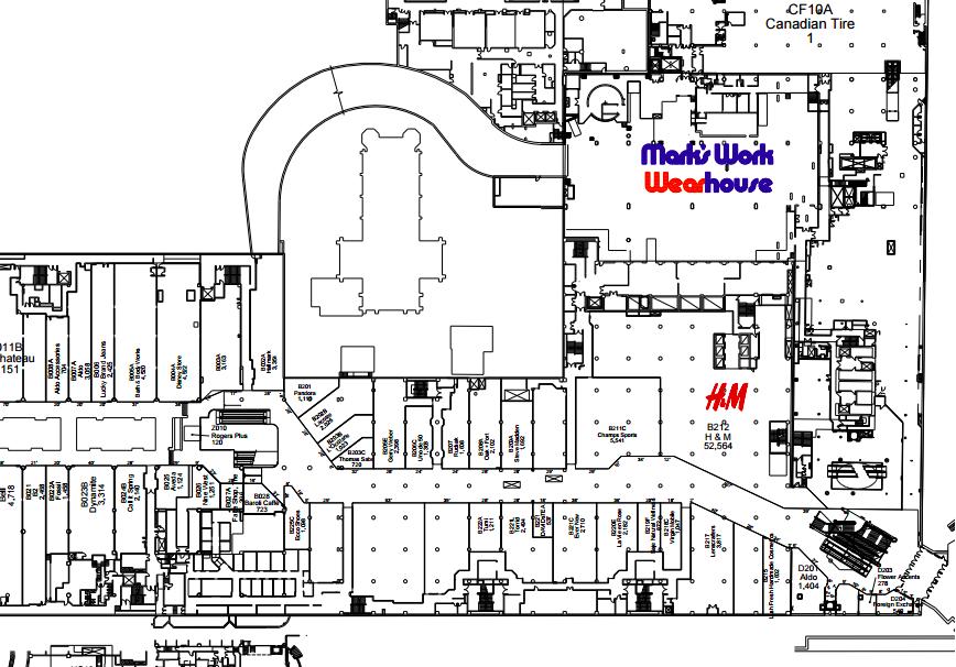 Nordstrom Eaton Centre Flagship Configuration Revealed