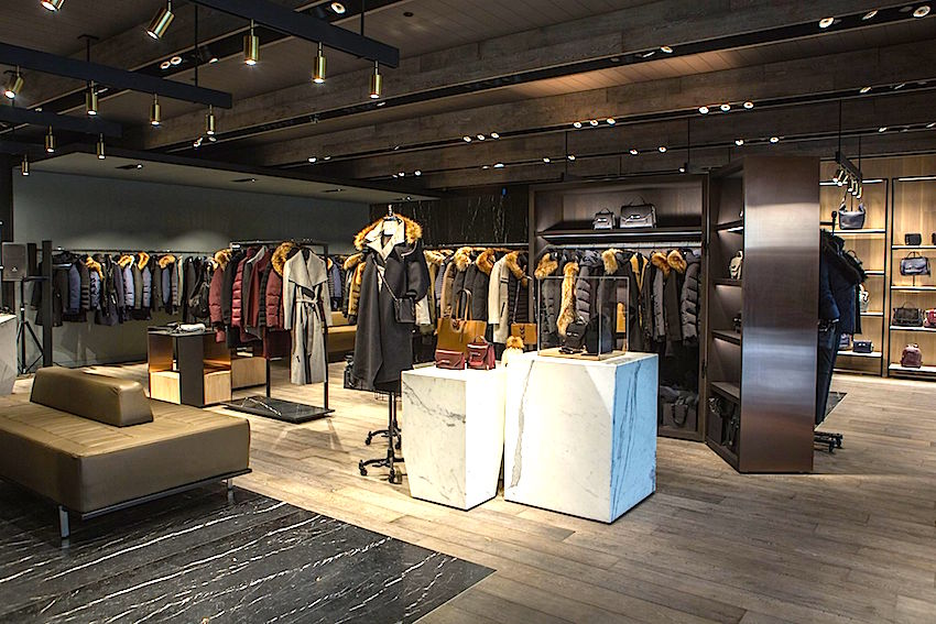 Mackage Opens First Freestanding Canadian Location Photos