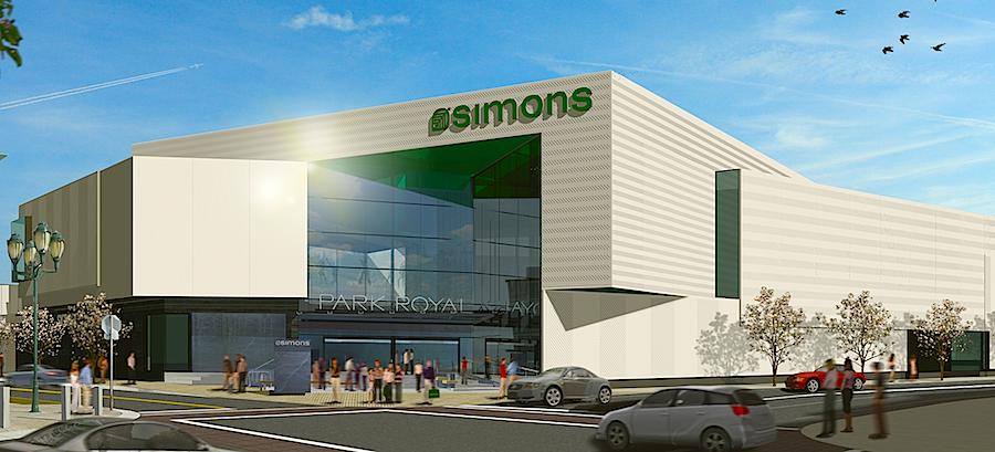 Rendering: Simons