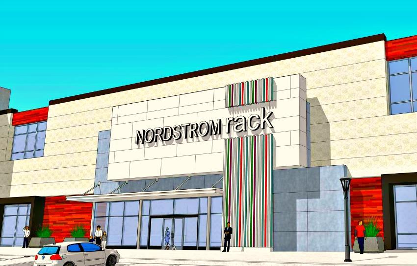 Rendering: Nordstrom