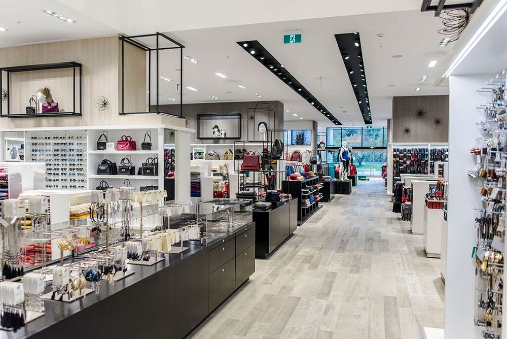 Ground floor accessories.  Photo: Simons, via Modern Mix Vancouver