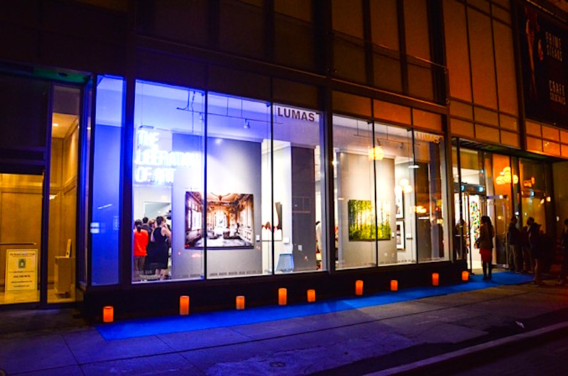 New Toronto gallery. Photo supplied