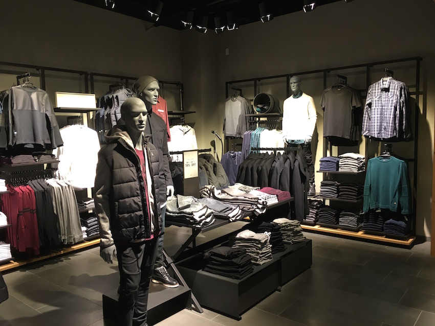 Jack Amp Jones Opens Impressive Flagship At Vancouver S