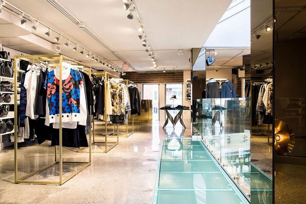 Women's designer apparel