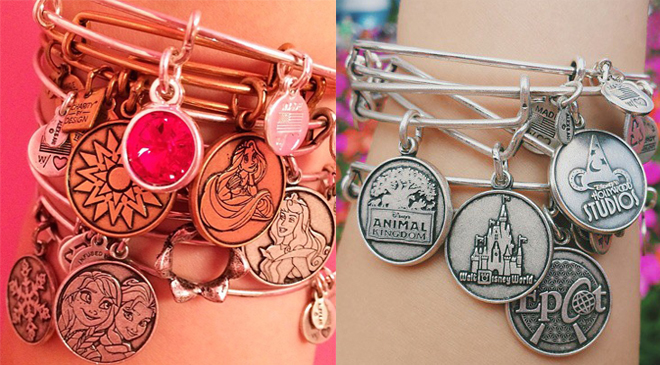 Disney Collection. Photo: Alex and Ani
