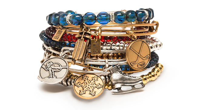 'USA Winter Collection'. Photo: Alex and Ani