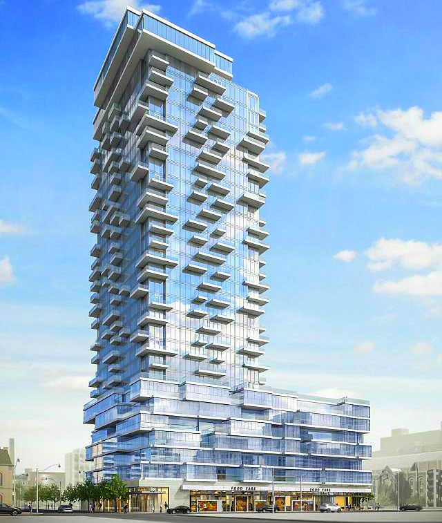 Rendering: St. Thomas Developments Inc.